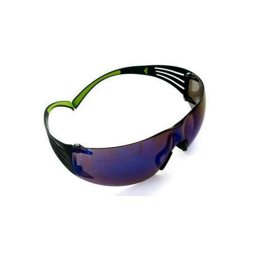3M™ Schutzbrille SecureFit SF408AS, blau verspiegelt