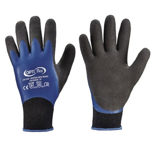 Latex beschichtete Handschuhe  WINTER AQUA GUARD