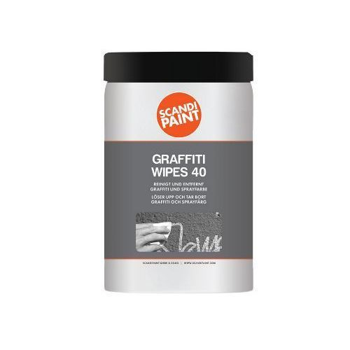 Graffiti Wipes 40 Stück